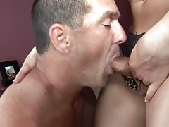 Scene With Dude Fucking A Transsexual Greatly Hard