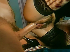 Rocco &His Supporter Gave Double Penetration To Some Horny Wench