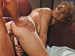Fairy Enjoys Getting Fucked At the same time as Inserting Dildo In Pussy