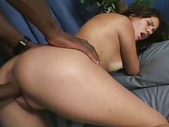 Beautiful latina chicito gains her tacky pussy pounded hard!