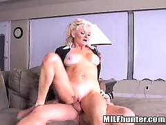 Milf fucks as in youth