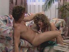 Swingers get hot oral sex