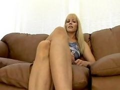 Sugar mama turned to be horny bitch