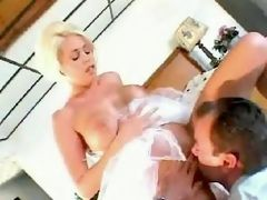 Sex addicted milf fucks brains out