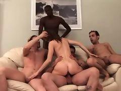 Gangbang Porn