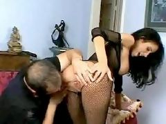 Attractive milf gets banged heavily