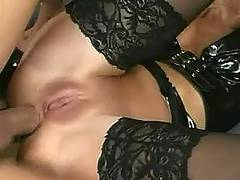 Three mature sluts orgy