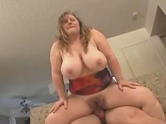 Chubby fatty fucking hard