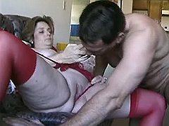 Big woman fucks in hotel