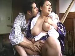 Big Japanese woman fucked