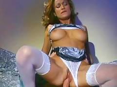 Beauty in sexy lingerie