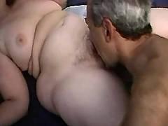 Guys share mature fatty