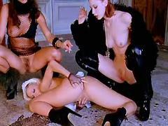 Mistresses spoil maid