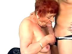 Old whore gives good head